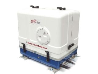 Panda 8000x-230V PMS - 6.8kW Fixed Engine Speed Marine Generator
