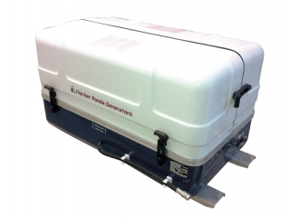 Panda 5000i PVMV-N - 4kW Variable Speed Generator for Vehicles