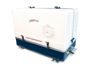 Panda 10000i PVMV-N - 8kW Variable Speed Generator for Vehicles