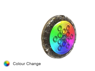 Piranha P24 SM Colour Change - Luz LED Subaquática de 7.000 lúmenes