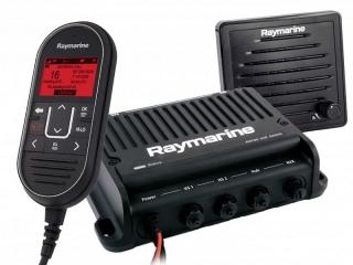 Ray90 - Rádio Fixo de VHF Marítimo c/ Microtelefone e Altifalante Passivo