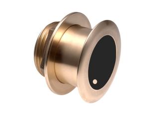 A80047 B175H 12° -Transdutor Passa Casco em Bronze de 1kW e Elemento 12 Graus