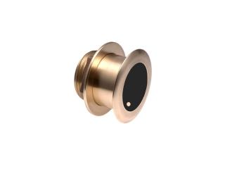 A80321 B175 H-W 20° – Transdutor de Passa Casco em Bronze de 1kW e Elemento de 20 Graus