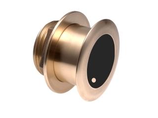 A80049 B175M 20° - Transdutor Passa Casco em Bronze de 1kW e Elemento 20 Graus