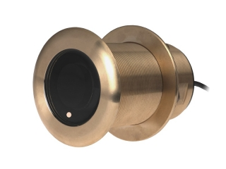 A80034 B75 M – 12° Element 600W Bronze Through-Hull Transducer