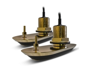 RV-212 Bronze Through Hull Transducer Pack 12° element