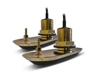 RV-220 Bronze Through Hull Transducer Pack 20° element