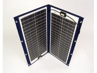 TX-22239 - Painel Solar de 76Wp e 24V, Desdobrável c/ Moldura Têxtil