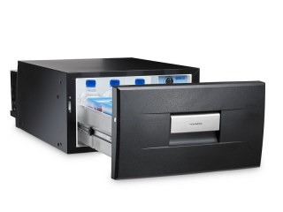 CoolMatic CD 30 - Gaveta Frigorífica de 30 l c/ Compressor – Preto
