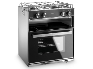 StarLight - Gas Oven with Grill Cabinet and 2-burner Hob