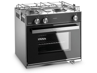 SunLight - Gas Oven with 2-Burner Hob