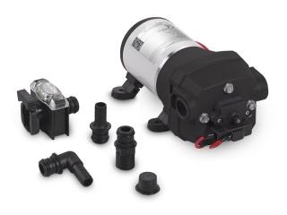 PowerPump PP1217 - Pressurized Water Pump (17 l/min, 12 V)