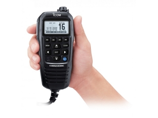 HM-229B - CommandMic w/ Remote Control for IC-M605E