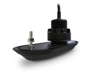 RV-300 Plastic All-In-One 0° Through Hull Transducer