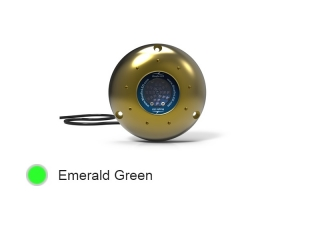 Viper V12 SM – 24V Emerald Green 6800 Lumen Underwater LED Light