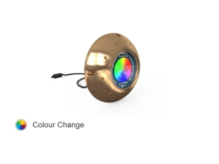 ORCA O48CC Color Change - Luz LED Subaquática, Multicolor, 12.000 Lumens