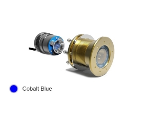Mako M12 IFM - 24V Cobalt Blue 6.100 Lumen Underwater LED Light
