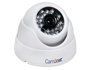 CamBoat - Wi-Fi HD Video Surveillance Camera for ZigBoat