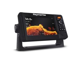 "Element 7 HV – Sonda/GPS de 7"" c/ HyperVision, transdutor HV-100 (s/ carta)"