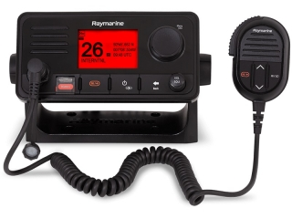 Ray63 – Dual Station Fixed Mount Marine VHF Radio w/ GPS