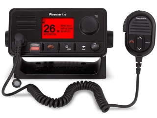 Ray73 – Dual Station Fixed Mount Marine VHF Radio w/ GPS, AIS & Loudhailer