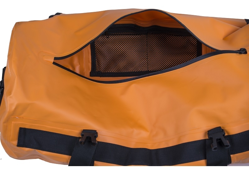 Duffle Grab Bag 50L – Compact Maritime Safety Duffle Bag