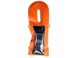 TrailProof VHF PRO Case - Waterproof VHF Radio Case - Orange