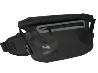 823 - Waterproof Waist Pack - Black