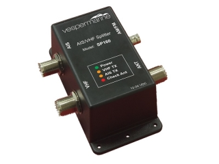 SP160 - High performance splitter for AIS, VHF and AM/FM