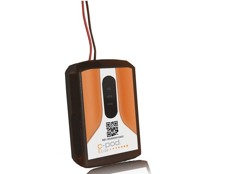C-pod ELite – Sistema de Rastreio por GPS