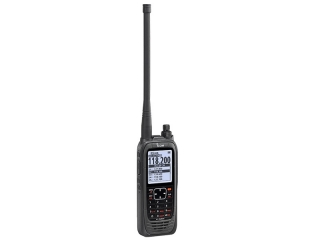 IC-A25CE – VHF Airband Handheld Transceiver