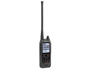 IC-A25CE – Rádio Portátil de VHF de Banda Aérea