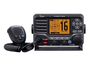 IC-M506GE - Marine VHF Transceiver w/ DSC, AIS Receiver and GPS Receiver