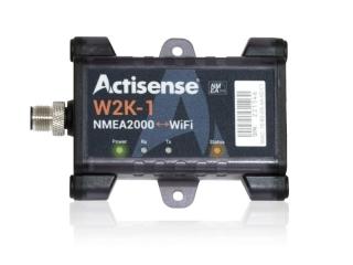 W2K-1 - NMEA 2000 to Wi-Fi Gateway