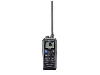 IC-M37E - Rádio Portátil de VHF Marítimo