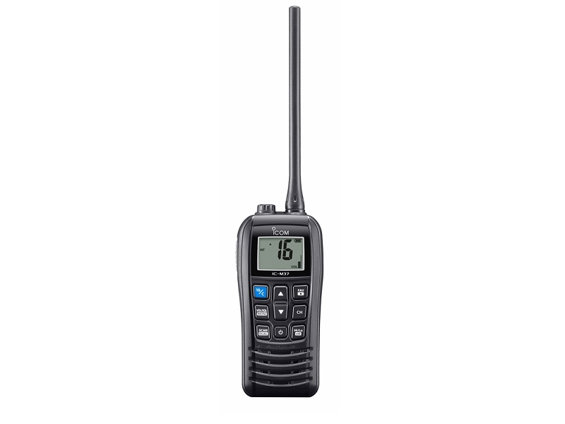 IC-M37E – Handheld VHF Marine Transceiver