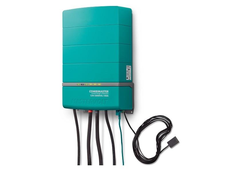 CombiMaster 12/3000-100 (230 V) – Charger-Inverter Combi, compatible w/ CZone, NMEA2000 & MasterBus