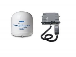 TracPhone Fleet One – Inmarsat Satellite Communication System