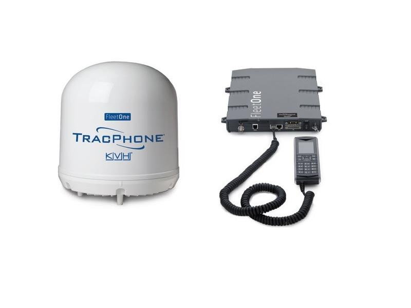 TracPhone Fleet One – Inmarsat Satellite Communication System