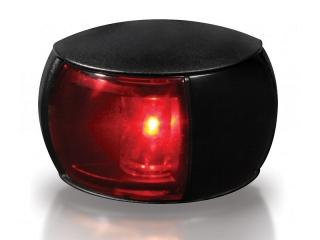 2 NM NaviLED Port Compact Navigation Lamp, black