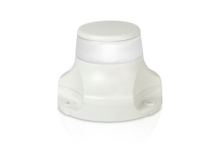2 NM NaviLED 360 PRO - All Round White Navigation Lamps with white housing