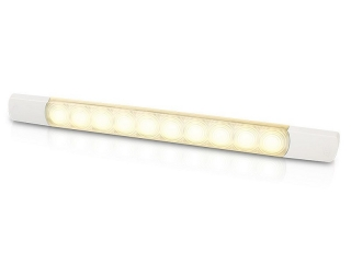 Warm White 1.5W Courtesy 24V LED Surface Mount Strip Lamp