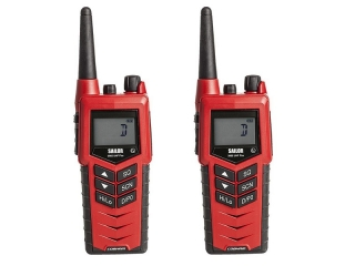 Sailor 3965 Pack – Emergency ATEX UHF Handheld radios for firefighters
