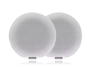 "SG-F772W 7.7"" 280-Watt Coaxial Classic White Signature Series Marine Speaker"