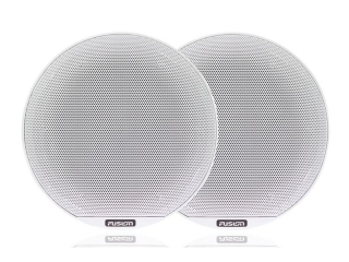 "SG-F882W 8.8"" 330-Watt Coaxial Classic White Signature Series Marine Speaker"