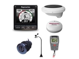 i70s, Wireless Vertical Wind, DST800, Evolution EV1 Heading Sensor and backbone Kit – T70342