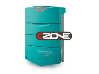 ChargeMaster Plus CZone 24/80-2 24V | 80A 2 Outlet Battery Charger