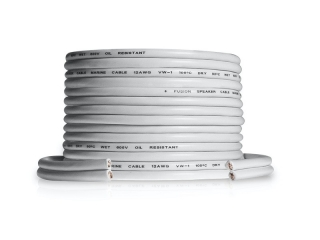 328ft/100m, 12 AWG (3.3 mm2) Marine Speaker Cable