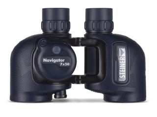 Navigator 7x50c – Marine Binocular with stabilized compass