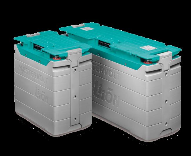 Baterias MLI Ultra de Iões de Lítio
